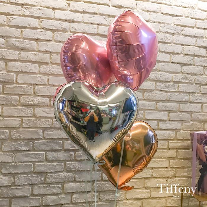 愛心氣球(一顆) 2