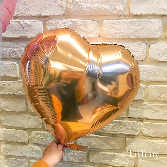 愛心氣球(一顆) 4